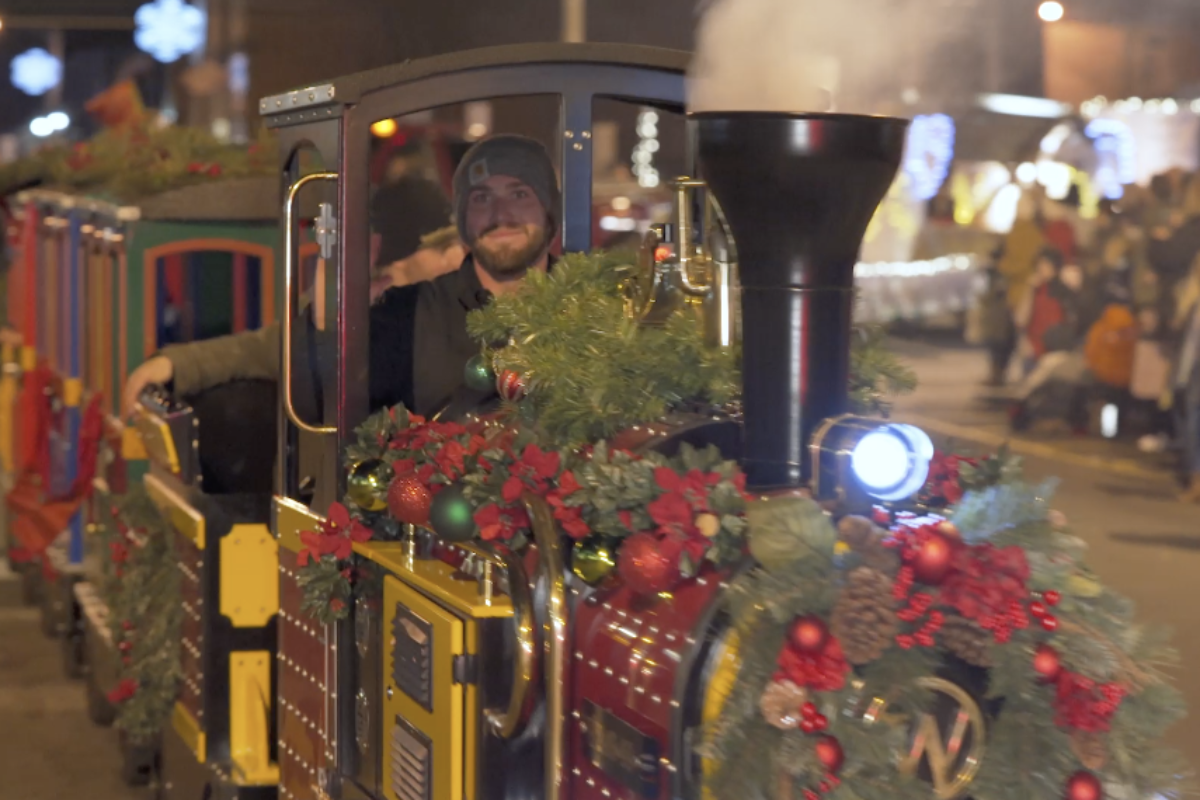 Kenton Christmas Parade
